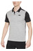 The North Face Contour Polo Men tnf black/tnf medium grey heather/vaporous grey